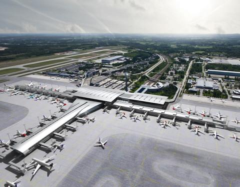 Terminal 2 Oslo Lufthavn