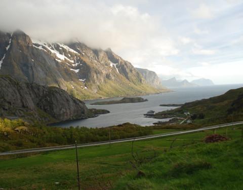 Turistvei Lofoten