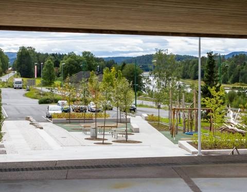 Åmli Rådhus og Kulturbygg