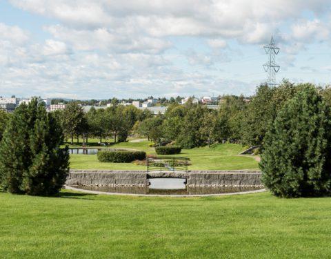 Alfaset minnelund – Alfasetparken