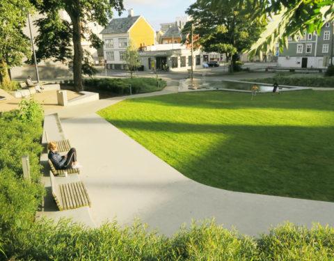 Haugesund bibliotekspark